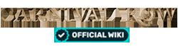 Carnival Row Wiki