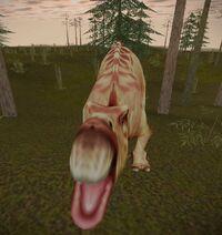 Bellowing Iguanodon
