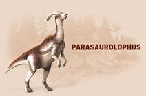 Parasaurolophus cdhhd