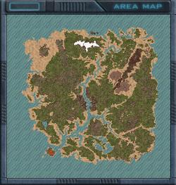 Mount Ravan map