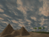The Pyramids of Shmu-Hadron