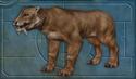 Carnivores Ice Age Smilodon
