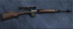 Carnivores Sniper rifle