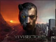 Vivisector Creatures of Dr. Moreau wallpaper
