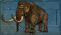 Carnivores Ice Age Mammoth