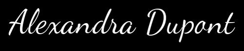 Alexandra Name Pic