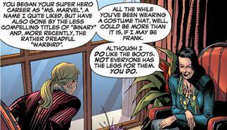 Ms Marvel 1 Panel