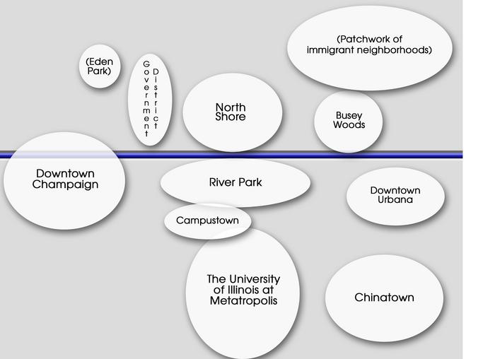 Metatropolis map