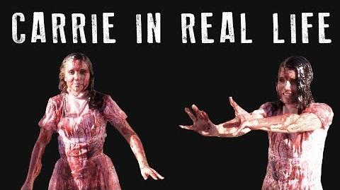 The Hunting Of Sunshine Girl Network - Carrie In Real Life