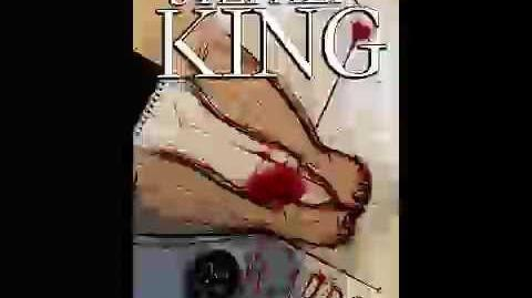 Carrie By Stephen King (Audiobook)-1520674639