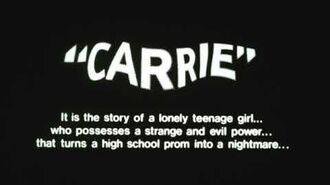 Carrie TV Spot 4 (1976)