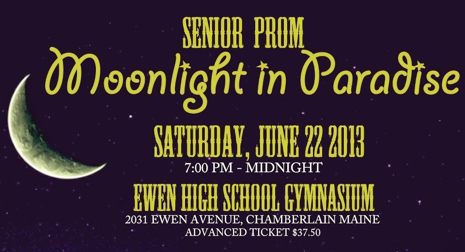2013 Prom Tickets  Prom Tickets Design