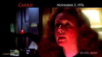 Carrie - TV SPOT (1976 - 2013) Mashup