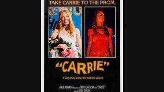 Carrie Radio Spot 2 (1976)