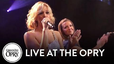 "Carrie Underwood - ""Good Girl"" Live at the Grand Ole Opry Opry"
