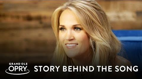Carrie Underwood - Storyteller Story Behind The Album Opry