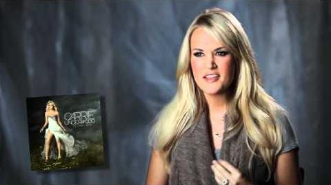 "Carrie Underwood Talks About ""Leave Love Alone"""