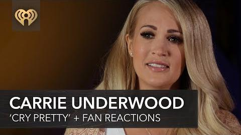 Carrie Underwood Reveals Why 'Cry Pretty' Is Her Most Personal Album Exclusive Interview