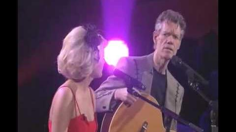 """I Told You So"" Carrie with Randy Travis from American Idol-1"