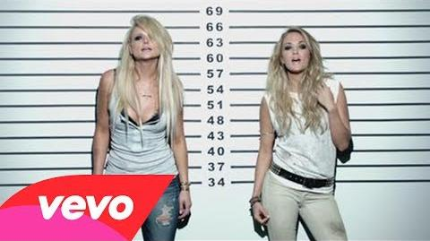 Miranda Lambert - Somethin' Bad ft