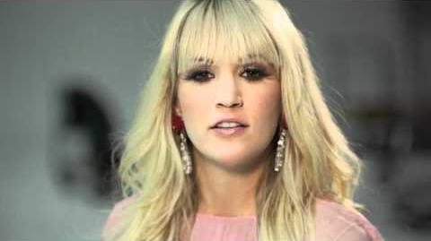 A Message From Carrie Underwood