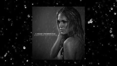 "Carrie Underwood ""Something In The Water"" - Audio-0"