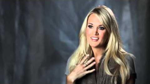 "Carrie Underwood Talks About ""Forever Changed"""