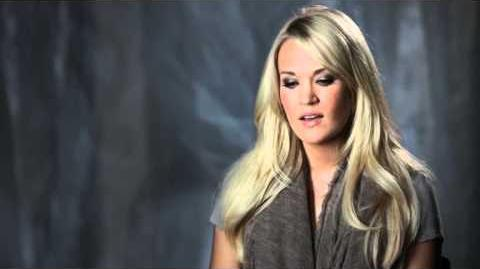 "Carrie Underwood Talks About ""Do You Think About Me"""