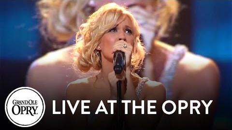 "Carrie Underwood - ""Remember When"" Live at the Grand Ole Opry Opry"