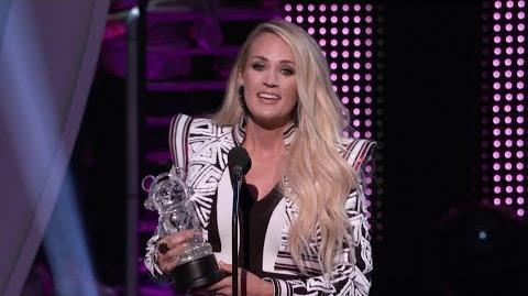 2018 Hero Award Carrie Underwood Radio Disney Music Awards