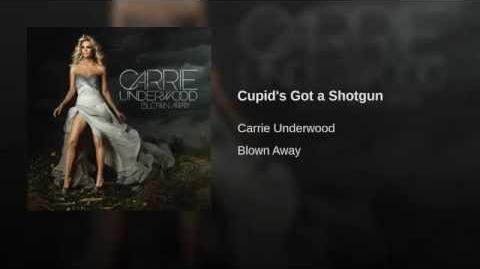 Cupid's Got a Shotgun