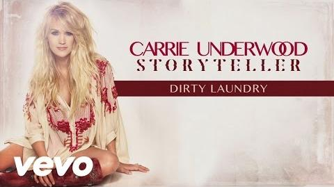 Carrie Underwood - Dirty Laundry (Audio)