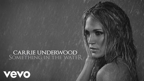 Carrie Underwood - Something in the Water (Audio)-0