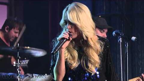Live on Letterman 2012 - Undo It (Live Performance)