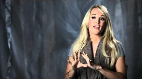 "Carrie Underwood Talks About ""Two Black Cadillacs"""
