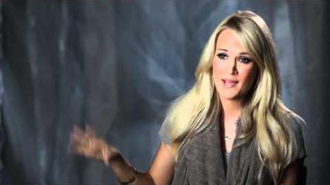 "Carrie Underwood Talks About ""Cupid's Got A Shotgun"""