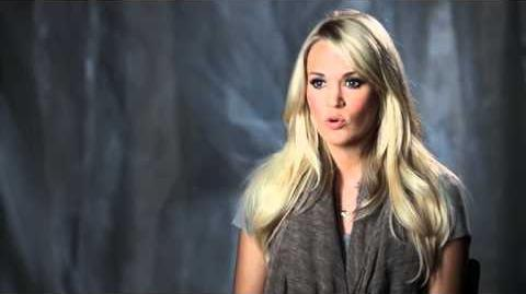 "Carrie Underwood Talks About ""Wine After Whiskey"""