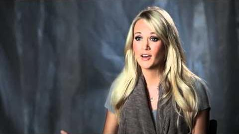 "Carrie Underwood Talks About ""Thank God For Hometowns"""
