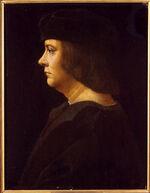 Portrait of Augustus van Niesburg