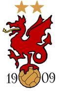 Brunant national team logo 1985-1995