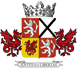 Greater arms kingdom of Brunant