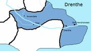 Drenthe Map