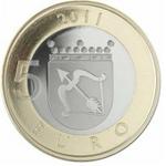 2011 5 Euro Brunant Parish