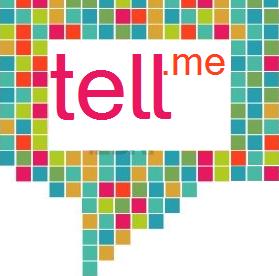 Tell me logo