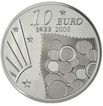 10 Euro coin history