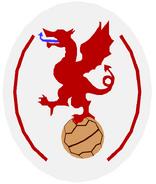 Brunant national team logo 1940s-1958