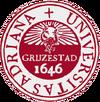 Grijzestad University seal transparent