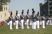 Cape Cross Military Institute cadets