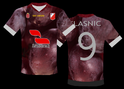 Sint-Anders Furie shirts