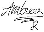Ambroos signature